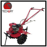 9.0HP Gear Driving Gasoline Tiller (TWGT1100D)