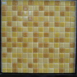Mixed Brown Color Decorative Pattern Stone Mosaic
