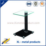 Fashion Stainless Steel &Glass Sofa /End/Side Coffee Table
