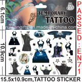 Waterproof Removable Non-Toxic Movie Tattoo Sticker (CG077)