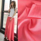 Twill Rayon Fabric Girls Long Dress