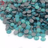 Fashion Green Opal Ss30 Hot Fix Crystals July Discount Rhinestones Jelly Beads Gems Wholesale