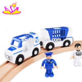 Wholesale Cheap Plastic Engines Magnetic Train Toy for Toy Railway W04A367