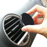 Easy Install Strong Powerful Mini Plastic Air Vent Universal Magnetic Car Mount Phone Holder