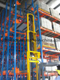 Radio Shuttle Cart Racking System