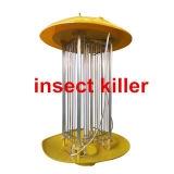15W Solar Insect Killer Lamp for Crops with UV Light