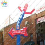 Custom Made Car Wash Inflatable Air Sky Dancer
