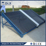Mature Technology Vacuum Tube Parabolic Trough Solar Collector