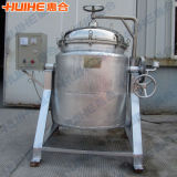 Meat Making Machine High Pressure Cooking Pot