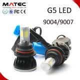 Top Lumen 18 Months Warranty 80W 8000lm 9V-36V H1 H3 H7 9005 9006 Head Light LED for Car LED Headlight
