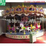 Outdoor Playground Equipment 16 Seats Carousel