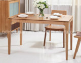Solid Wooden Dining Table Living Room Furniture (M-X2402)
