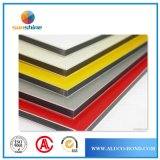 4mm 5mm 6mm Aluminum Composite Panel Wall Cladding Panel Design ACP Sheet Price