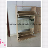 Hot Sale MDF/Particle Board Shoe Cabinet