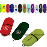 Cheapest Price Top Quality Logo Printed USB Flash Drive 8 GB Promotional Gigt USB