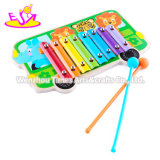 2019 New Design Musical Toys Wooden Baby Xylophone with Customize W07c076