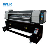 1.8m Digital Textile Fabric Printer Machine with Epson Dual Printing Head