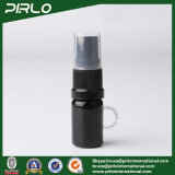 5ml Black Glass Spray Bottles with Black Fine Mist Sprayer