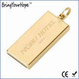 Pop-up Style Mini USB Stick with Hidden USB Port (XH-USB-166)