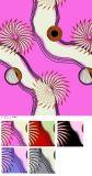 Pipa Dance Rayon Fabric Piece Goods
