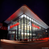 Best Design Metal Structure Car Shop for Sale