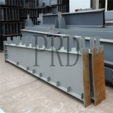 Material H I Column Beam for Prefabricated Steel Structure Building