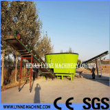 Poultry Feed Processing Line for Mixing Cutting Corn Stalks/Straw/Dry Hay