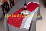 Polyester Jacquard Dyed Tablecloth