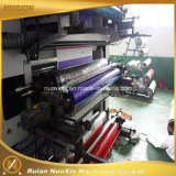120m/Min 8 Color High Speed Flexo Printing Machine
