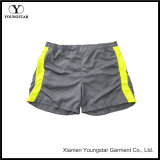 Mens Swim Short Casual Yellow Surfing Beach Shorts Trunk