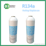 Refrigerant Gas (R134A) in Tinplate Can for Automobile