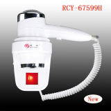 Wall Mounted Hair Dryer Hotel/Household Hair Dryer
