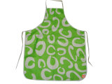 Promotional Gifts Logo Printed Custom Cheap Polyester Women Kitchen Apron