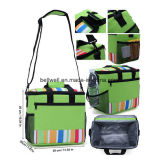 high Capacity 600d Polyester Insulated Cooler Lunch Bag