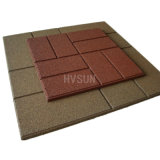 Garden Mulch Rubber Mat with Competitive Price