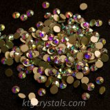 Premium Quality Ss20 8 Heats and Arrows Cuts Flatback Rhinestones Crystal Beads