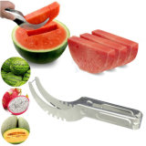 Cucumis Melon Cutter Chopper Fruit Salad Cucumber Vegetable Fruit Slicers Kitchen Cooking Tools Gadgets Watermelon Cutter Knife