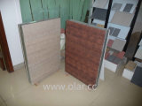 Cement Fiber Wood Grain Siding Board