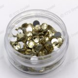 Ss4 Ss6 Ss8 Flatback Loose Rhinestones Non Hotfix Crystal Rhinestone for Makeup Beauty Nail Art