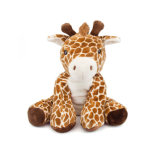 Fancy Toys Electrical Shaking and Talking Giraffe Plush Toys Repeating Voice