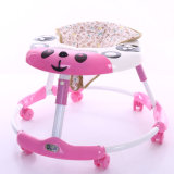 High Quality Round Baby Walker with Panda Toys Wholesale