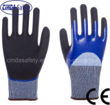 Dipped/Coated Labour Protective Industrial Safety Working Gloves