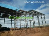 Malaysia Cheap Outdoor Steel Structure Storage Shed Fishing Rod Building