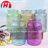 Glass Vase Crystal Glass Decoration Creative Table Flower Vase