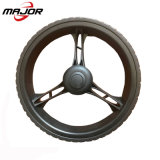 10 Inch EVA Material for Golf Cart Wheel PU Foam Wheel, Baby Wheel.