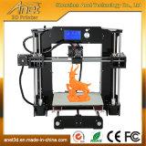 2017 Anet A6 Wholesale Impresora 3D DIY Fdm 3D Printer