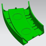 Plastic Injection Mould for Home Appliance Part