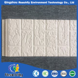 5000mm Long Brick Pattern Thermal Insulated PU Sandwich Panel