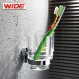 High Quality Double Brushed Holder / Chrome Tumbler Teethbrush Holder
