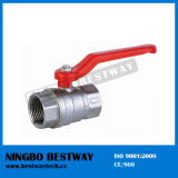 Ni Coating Brass Ball Valve (BW-B19)